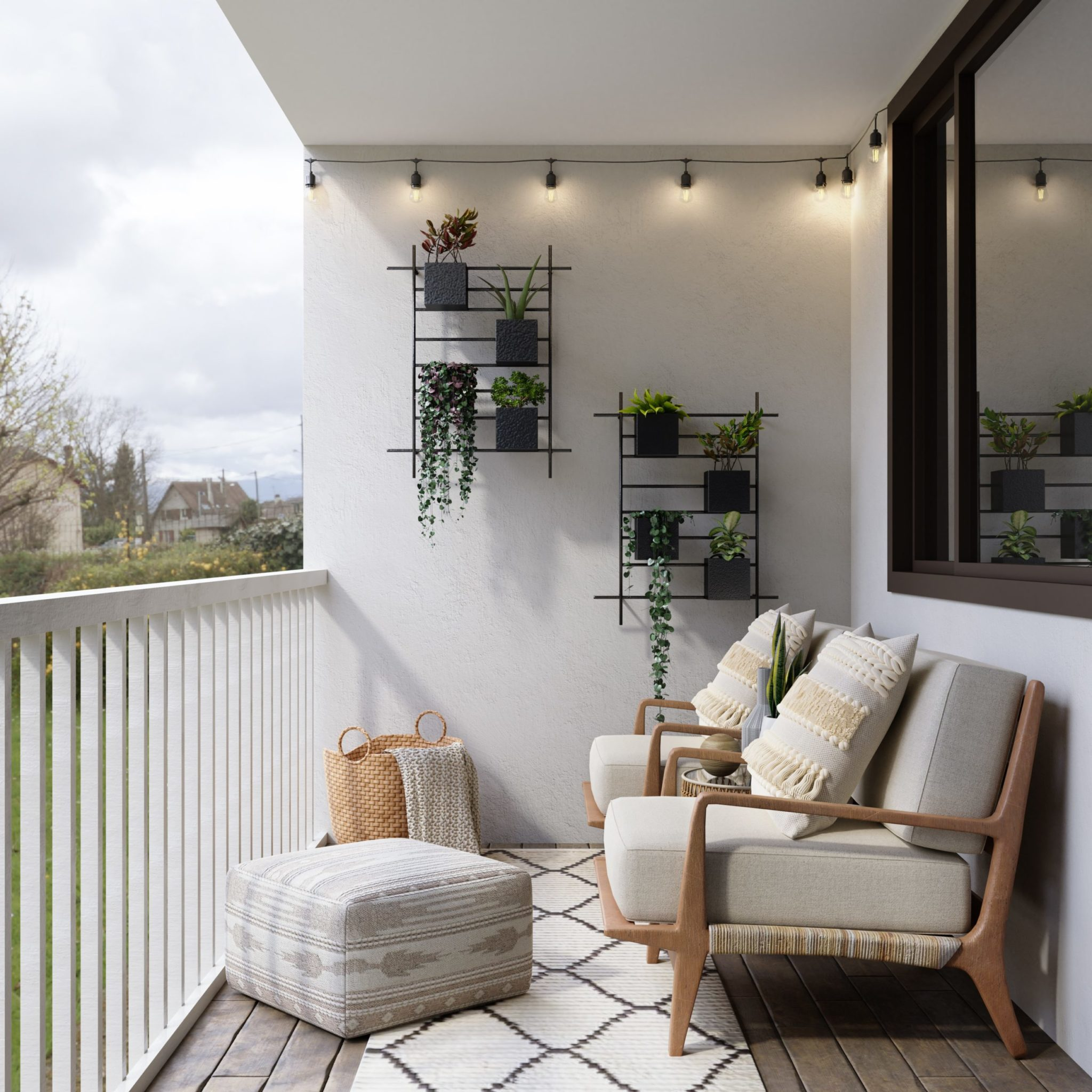 Sprucing Up Your Condo Balcony Before You Sell